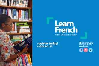 Learn FRENCH AT THE AF203