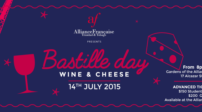 Bastille Day at the Alliance / July 14th 2015